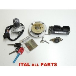 CONTACTEUR CLE + SERRURES + CENTRALE INJECTION DUCATI MONSTER 1000 - 28641091B / 65240061A