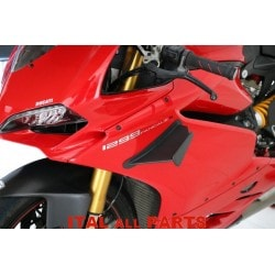 GP WINGLETS AILETTES CARBONE DUCATI PANIGALE 899 / 959 / 1099 / 1199