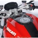 PROTECTION CONTOUR DE RESERVOIR CARBONE DUCATI MONSTER 696 / 796 / 1100