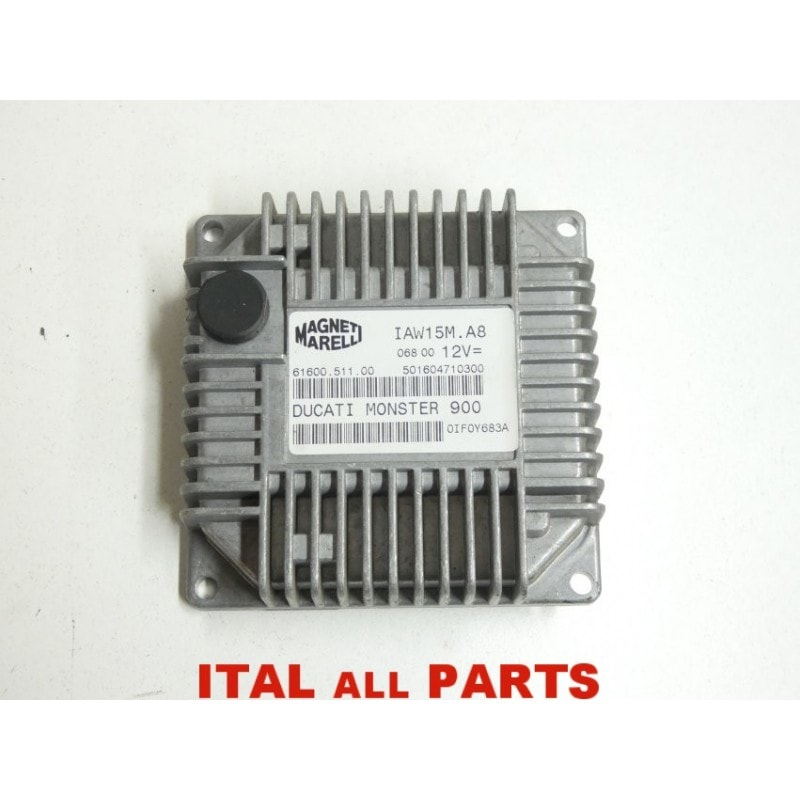 CENTRALE INJECTION ECU DUCATI 900 MONSTER IE - 28640241A / 28640241B