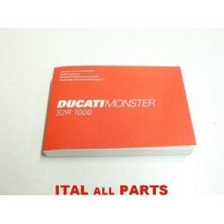 MANUEL UTILISATEUR DUCATI MONSTER S2R 1000