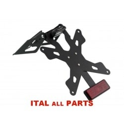 SUPPORT DE PLAQUE CNC RACING POUR DUCATI MONSTER 696 /...
