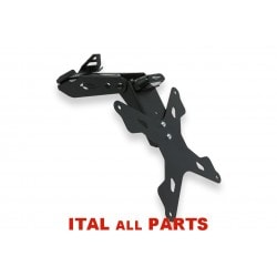 SUPPORT DE PLAQUE CNC RACING PT150B POUR DUCATI PANIGALE...