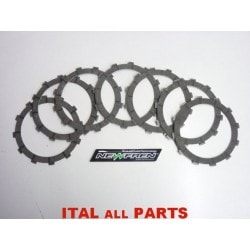 DISQUES EMBRAYAGE GARNIS ALU NEWFREN pour DUCATI MONSTER 900 / S4 / 748  / 916 / 996 / 998 / SS 900 / ST2 / ST4
