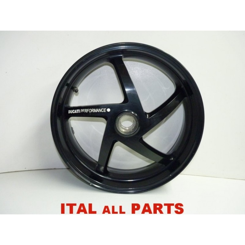 JANTE ARRIERE 5 BRANCHES MONOBRAS DUCATI S2R / S4R - 50221071AB