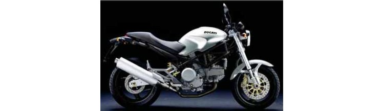 Moto Roadster Ducati Monster 800