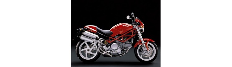 Moto Roadster Ducati Monster S2R 800