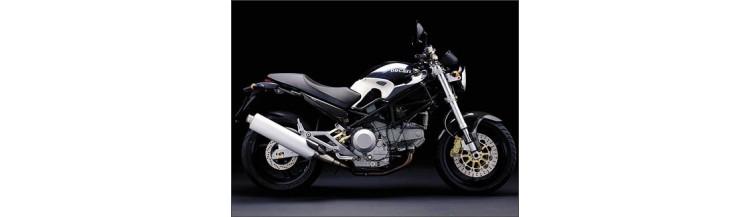 Moto Roadster Ducati Monster 900