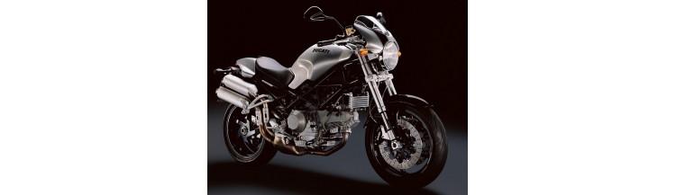 Moto Roadster Ducati Monster S2R 1000