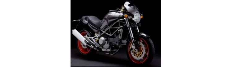Moto Roadster Ducati Monster S4