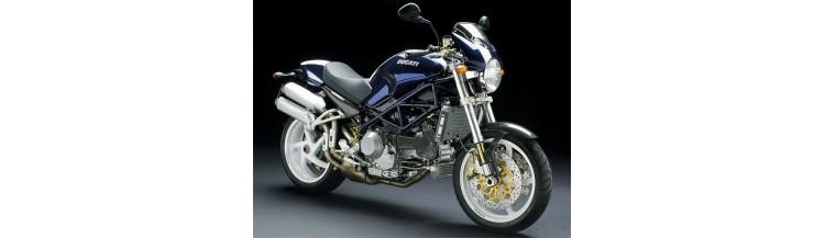 Moto Roadster Ducati Monster S4R