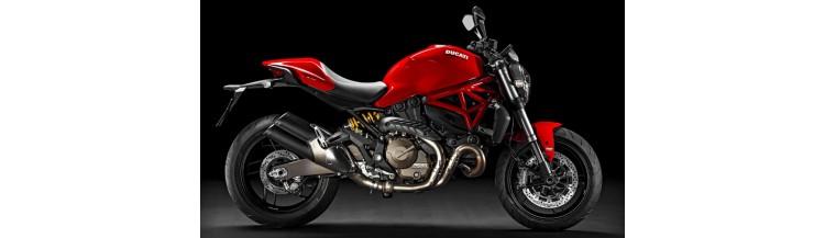 Moto Roadster Ducati Monster 821