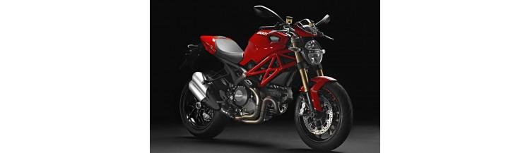 Moto Roadster Ducati Monster 1100