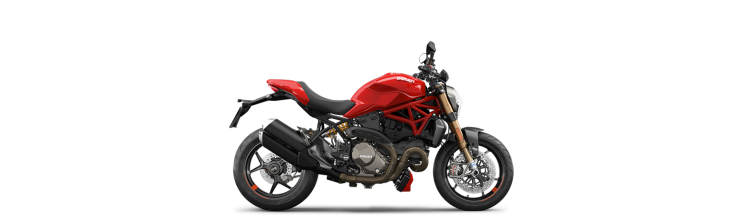 Moto Roadster Ducati Monster 1200