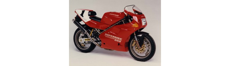 Moto Ducati Superbike 888