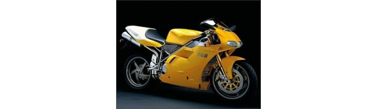 Moto Ducati Superbike 748