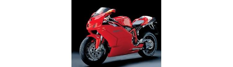 Moto Ducati Superbike 999