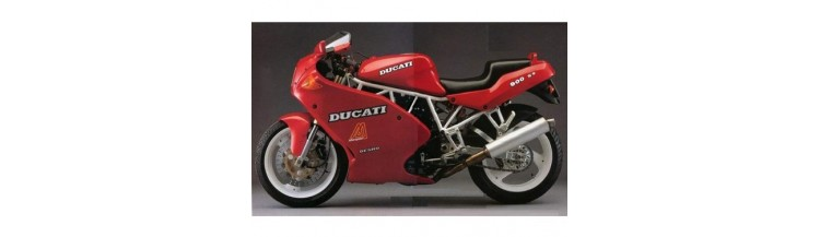 Moto Ducati SuperSport SS 900