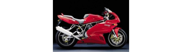 Moto Ducati Supersport SSIE 750