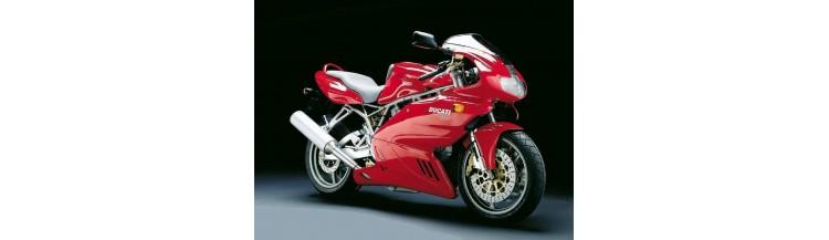 Moto Ducati Supersport SSIE 800