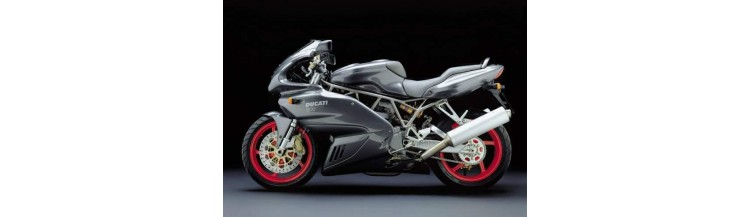 Moto Ducati Supersport SSIE 900