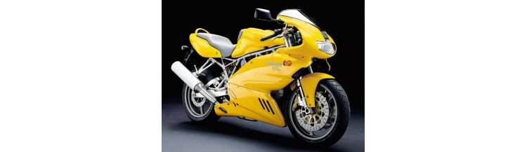 Moto Ducati SuperSport SSIE 1000