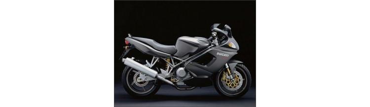 Moto Ducati SportTouring ST4