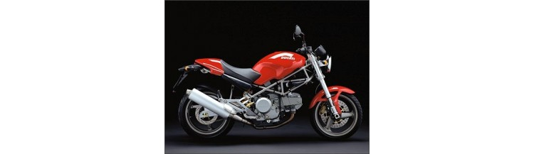 Moto Roadster Ducati Monster 600
