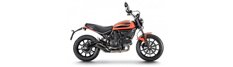 Moto Ducati Scrambler 400 cc