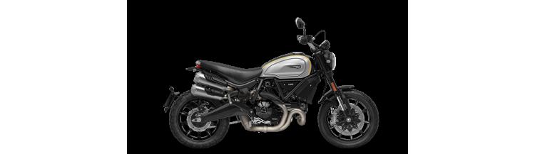 Moto Ducati Scrambler 1100