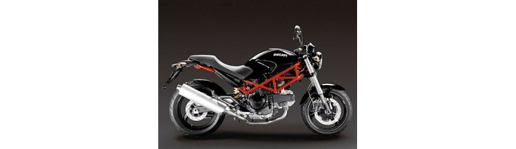 Moto Roadster Ducati Monster 695