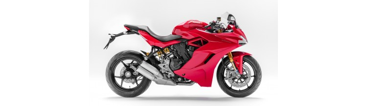 Moto Ducati SuperSport 939