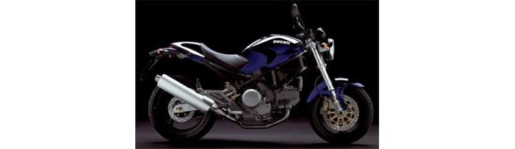 Moto Roadster Ducati Monster 750